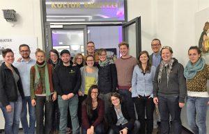Team Lüneburg November 2015